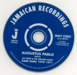 Augustus Pablo - Discography Albums Vinyls & CDs